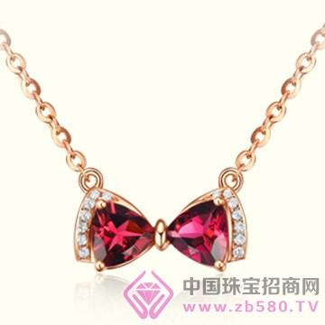 港福珠宝—韵彩系列彩宝项链
