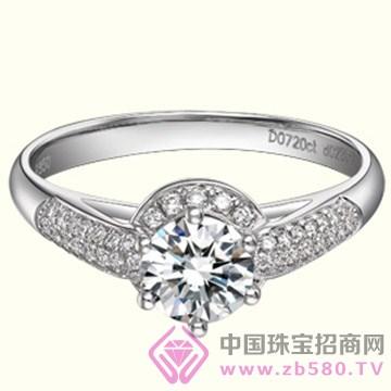 港福珠宝—钻石镶嵌系列戒指