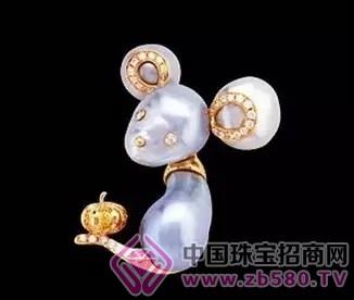 创意珠宝,设计灵感从此爆棚!