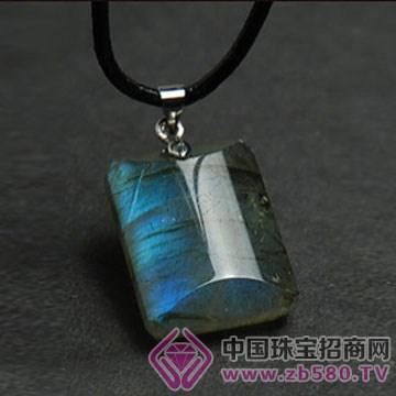 般若·心晶-水晶挂件06