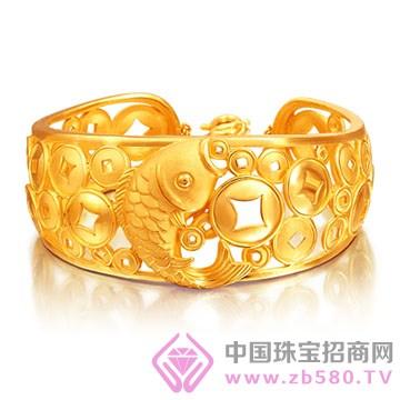 斯诺尔珠宝-黄金手镯