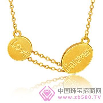 斯诺尔珠宝-黄金项链01