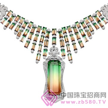 斯诺尔珠宝-彩宝项链