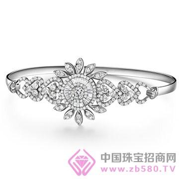 斯诺尔珠宝-钻石手镯