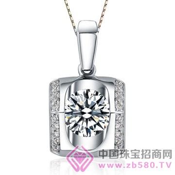 斯诺尔珠宝-钻石吊坠01