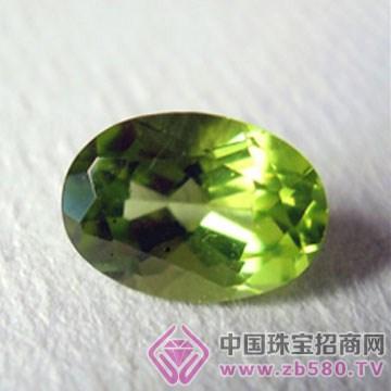 般若·心晶-水晶橄榄石