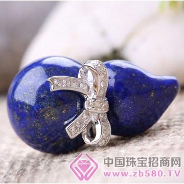 老银坊-宝石镶嵌吊坠8