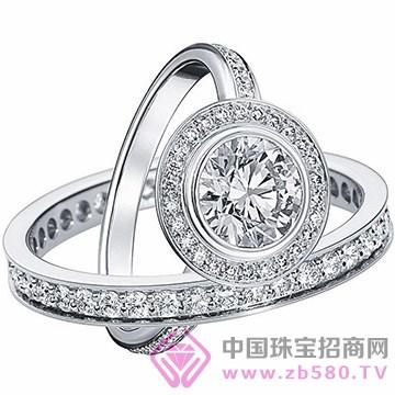 百色仟华-纯银钻戒