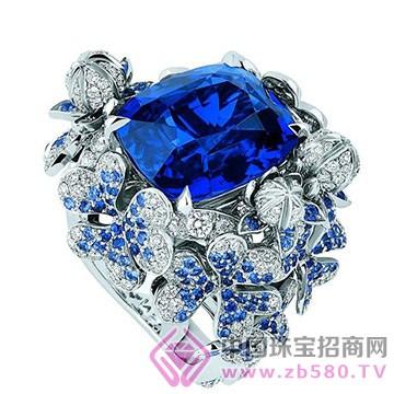 百色仟华-蓝宝石戒指