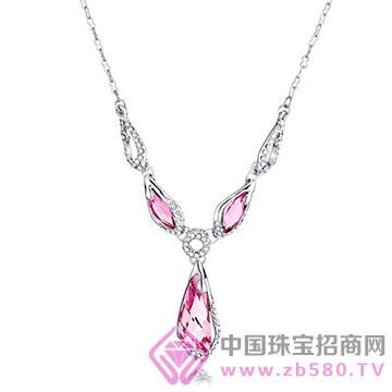 百色仟华-水晶项链