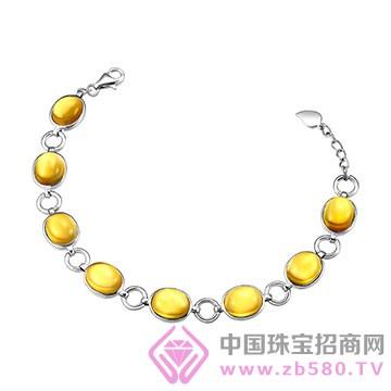 粤福珠宝-彩宝手链