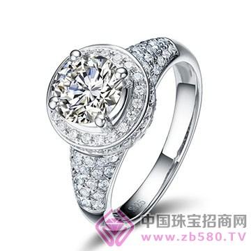 鸿瑞达珠宝-钻石戒指03