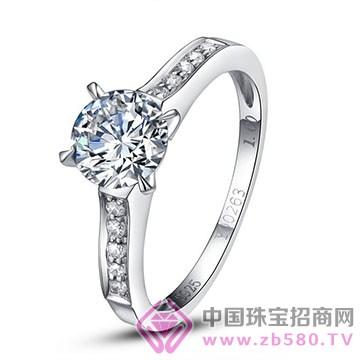 鸿瑞达珠宝-钻石戒指04