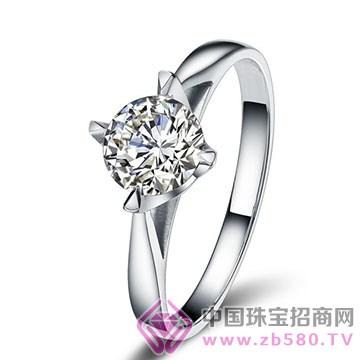 鸿瑞达珠宝-钻石戒指05