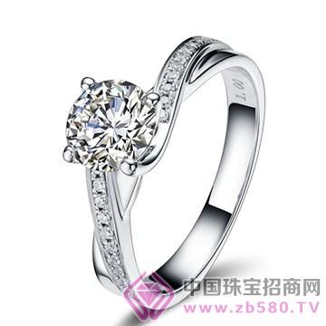 鸿瑞达珠宝-钻石戒指06