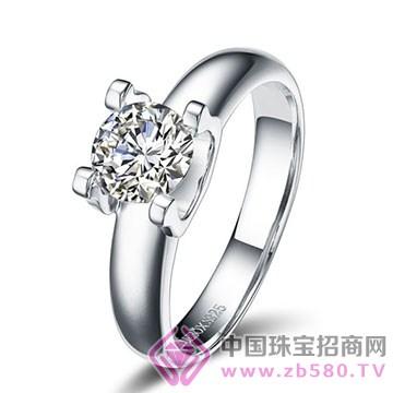 鸿瑞达珠宝-钻石戒指07