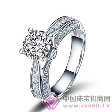鸿瑞达珠宝-钻石戒指08