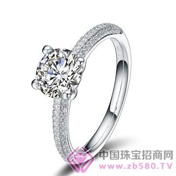 鸿瑞达珠宝-钻石戒指01