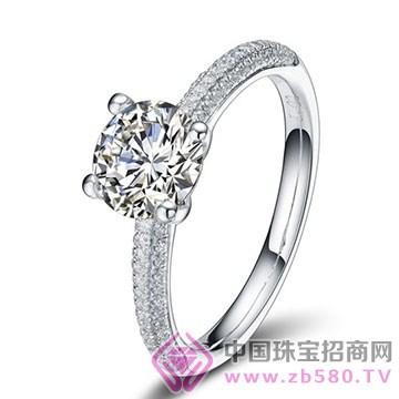 鸿瑞达珠宝-钻石戒指02