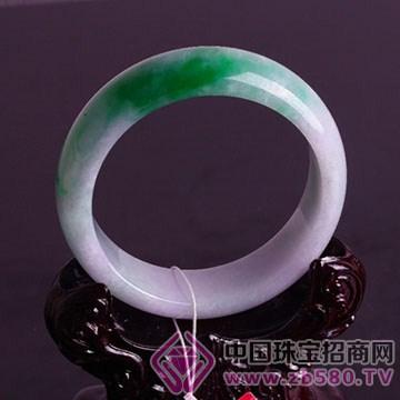 鸿瑞达珠宝-翡翠手镯02