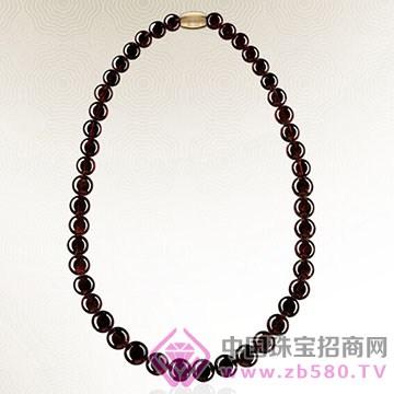 宇源珠-石榴石项链