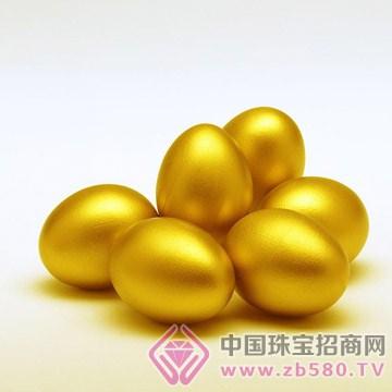 吉祥金蛋—石膏金蛋3