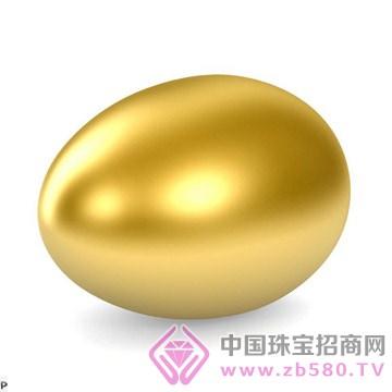 吉祥金蛋—石膏金蛋2