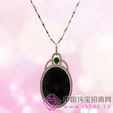 色宴-钻石吊坠06