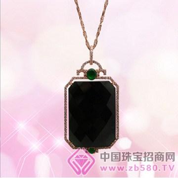 色宴-钻石吊坠07