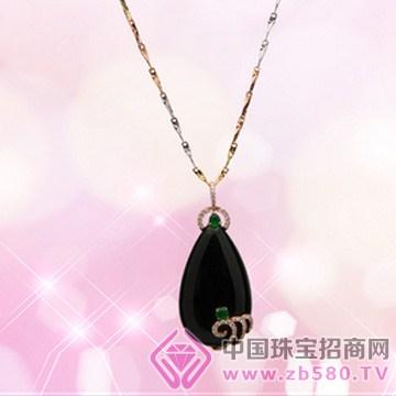 色宴-钻石吊坠10