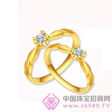 八佰两黄金-情侣戒指