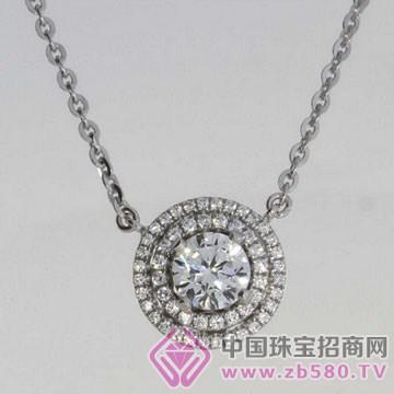 钻祺珠宝-钻石吊坠01