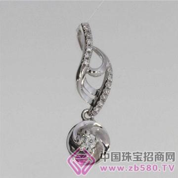 钻祺珠宝-钻石吊坠02
