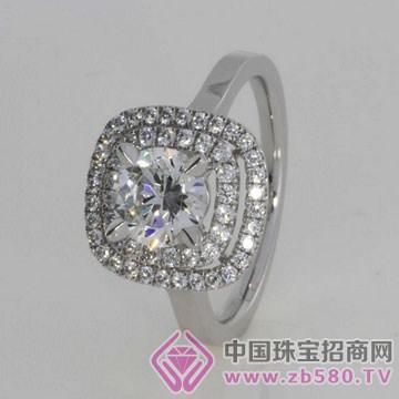 钻祺珠宝-钻石戒指01