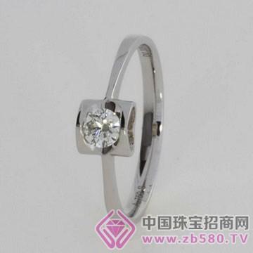 钻祺珠宝-钻石戒指07
