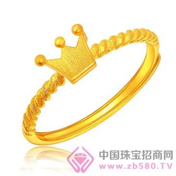 百年福牌珠宝-K金吊坠09