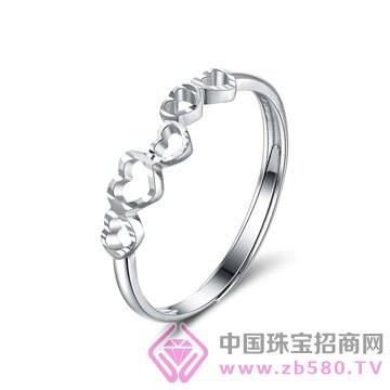 百年福牌珠宝-铂金戒指01