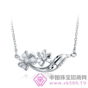 百年福牌珠宝-铂金套链