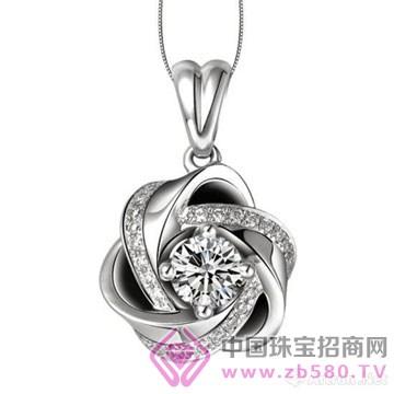 亨福珠宝-钻石吊坠02