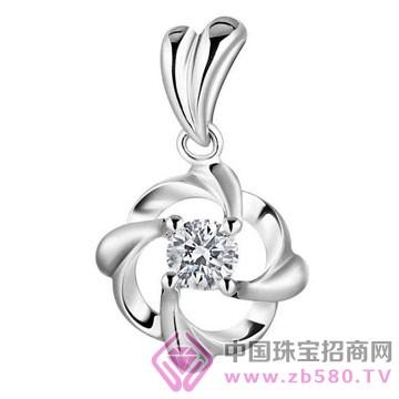 亨福珠宝-钻石吊坠03