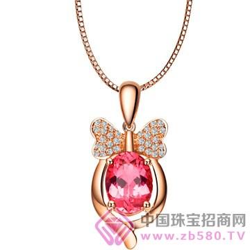 亨福珠宝-钻石吊坠04