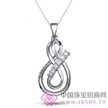 亨福珠宝-钻石吊坠13