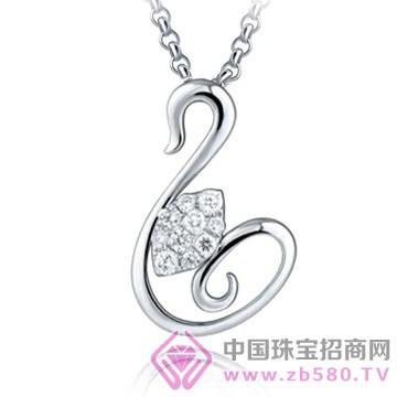 亨福珠宝-钻石吊坠15
