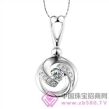 亨福珠宝-钻石吊坠18