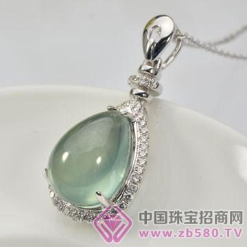 如水珠宝-彩宝吊坠04