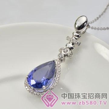 如水珠宝-彩宝吊坠05
