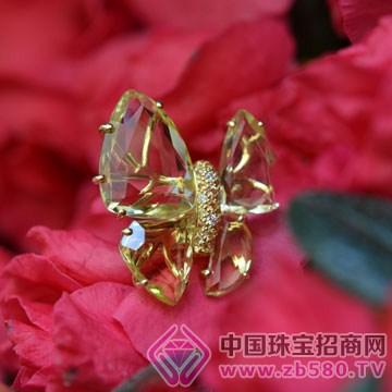 如水珠宝-彩宝戒指02