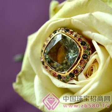 如水珠宝-彩宝戒指12
