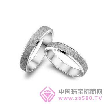 宝银莊银饰-镶钻戒指07