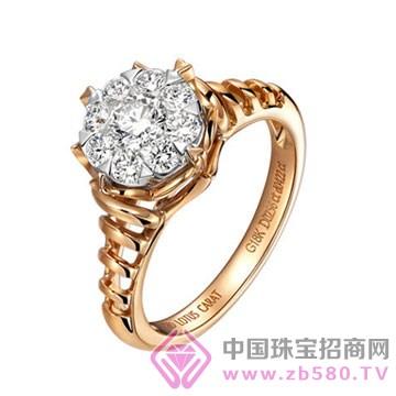 宝银莊银饰-镶钻戒指06